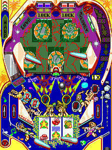 Super Pinball Action