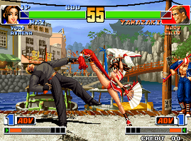 The King of Fighters '98 - The Slugfest , King of Fighters '98 - dream match never ends