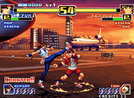The King of Fighters '99 - Millennium Battle