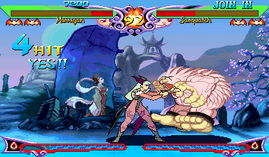 Vampire Hunter 2, Darkstalkers Revenge