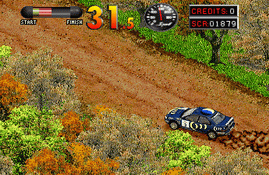 World Rally 2, Twin Racing