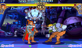 Darkstalkers, The Night Warriors
