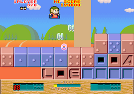 Alex Kidd, The Lost Stars