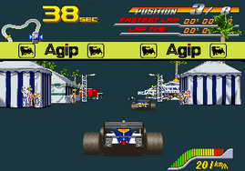 F1 Super Battle