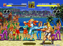 Fatal Fury - King of Fighters, Garou Densetsu - shukumei no tatakai