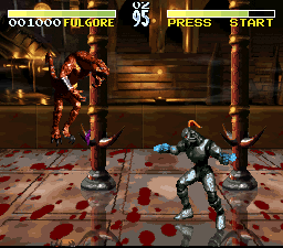 Killer Instinct port sNES bootleg