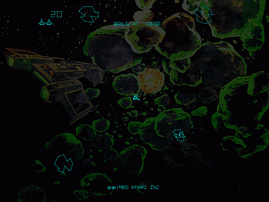 Asteroids Deluxe