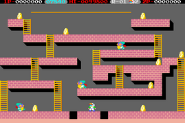 Lode Runner 3 - The Golden Labyrinth