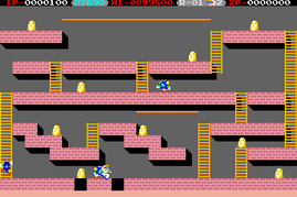Lode Runner 2 - The Bungeling Strikes Back