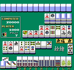 Mahjong Friday
