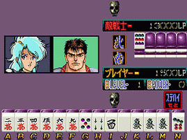Mahjong Triple Wars