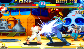 Marvel Vs. Capcom, Clash of Super Heroes
