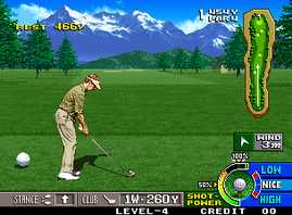 Neo Turf Masters , Big Tournament Golf
