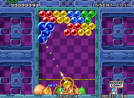 Puzzle Bobble, Bust-A-Move