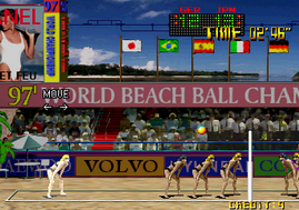 Beach Festival World Championship 1997