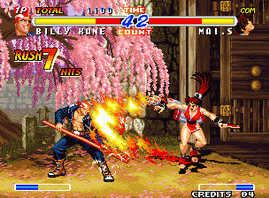 Real Bout Fatal Fury 2 - The Newcomers, Real Bout Garou Densetsu 2 - the newcomers