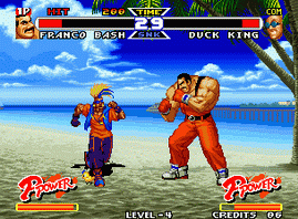 Real Bout Fatal Fury Special, Real Bout Garou Densetsu Special