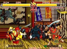 Игровой автомат Silent samurai - играть бесплатно