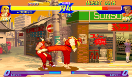 Street Fighter Alpha, Warriors' Dreams
