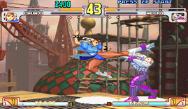 Street Fighter 3 3rd Strike, Fight for the Future